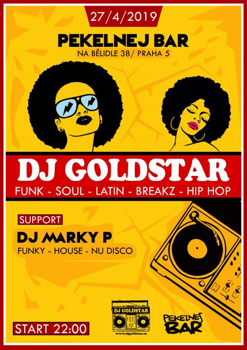 DJ Goldstar & MarkyP