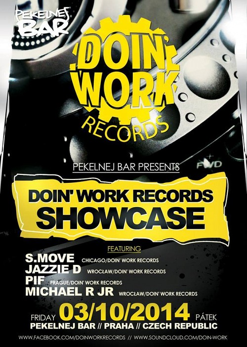 DOIN WORK Showcase