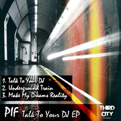 PIF - Talk Too Your Dj - Moonlight Records